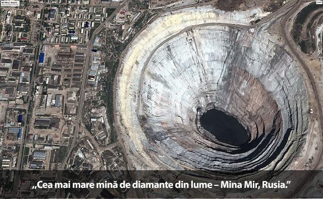 mina de diamante
