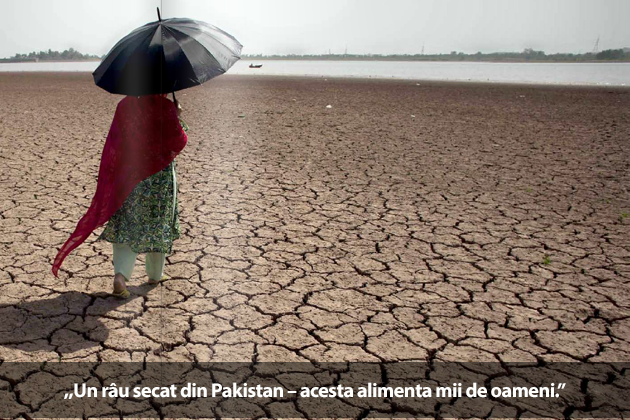 riu sec din Pachistan